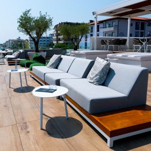 Quadrato Rooftop Bar